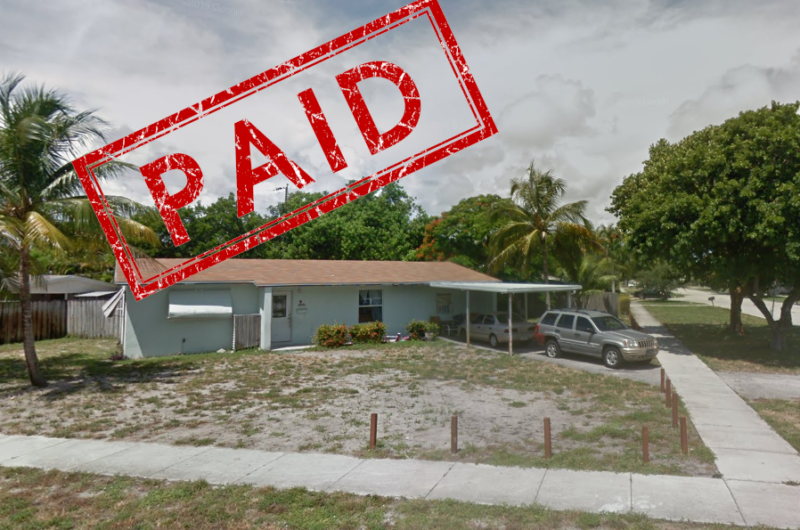 sell my house pompano beach