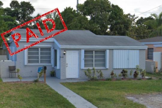 WBB Helps North Miami Homeowner